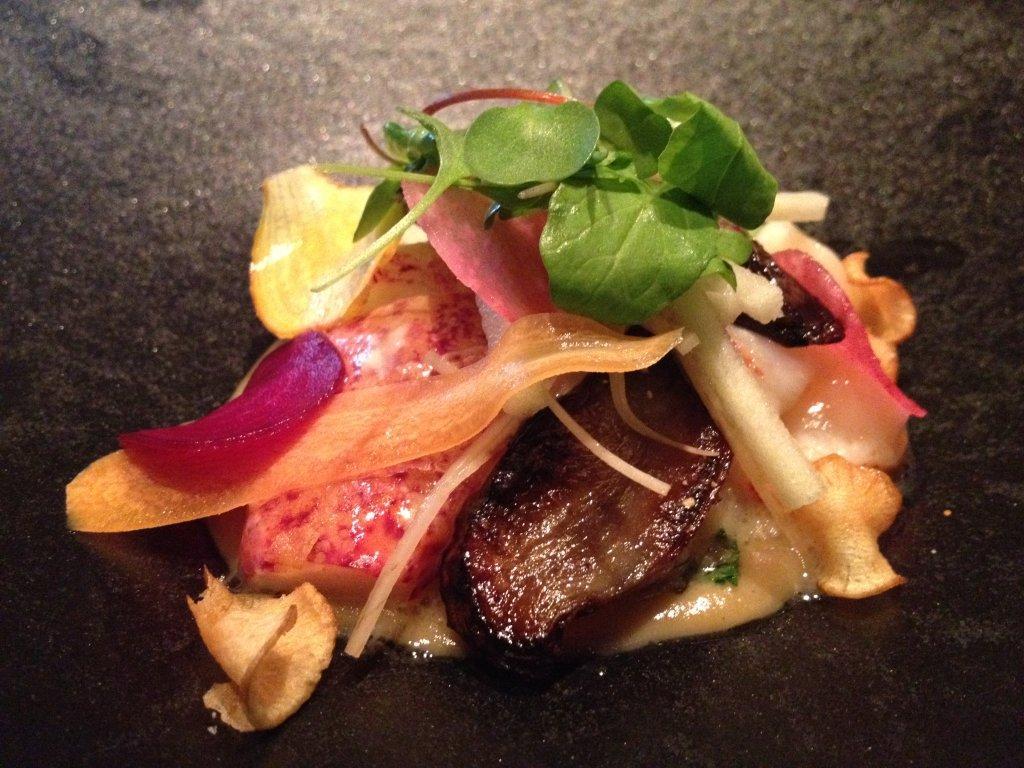 Seared Foie Gras Chef Chai