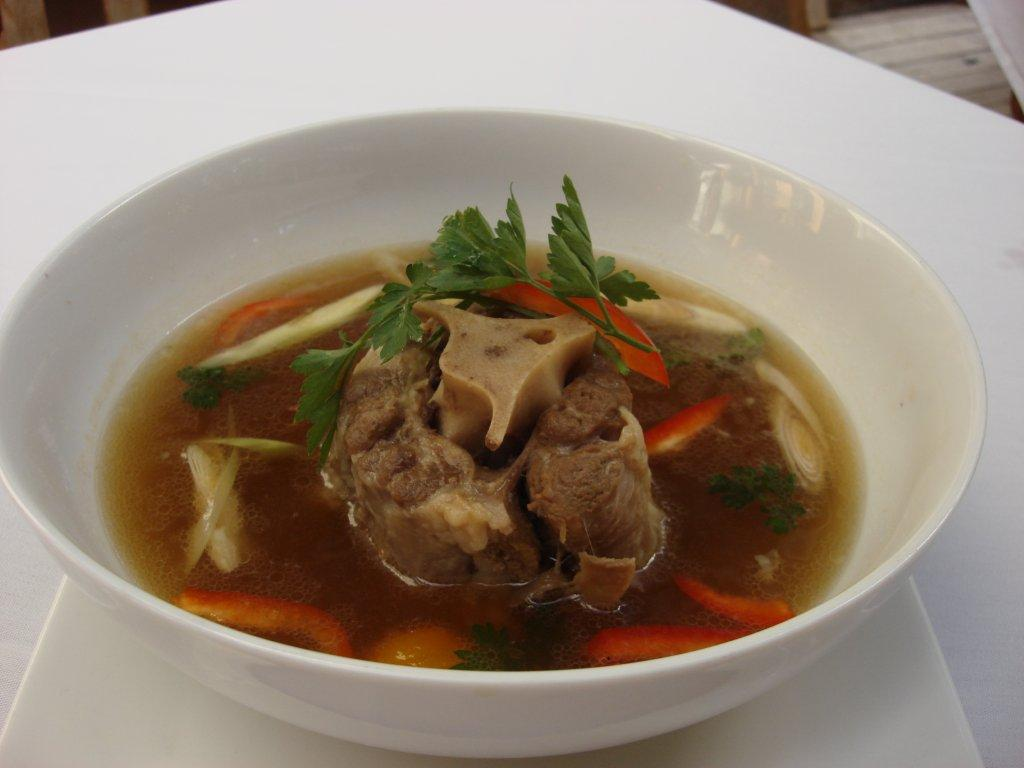 Chef Chai – Thai-Style-Ox-Tail-Soup